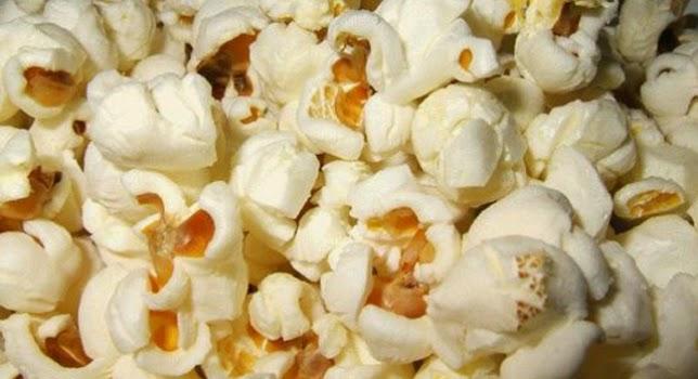 Palomitas de maíz o crispetas