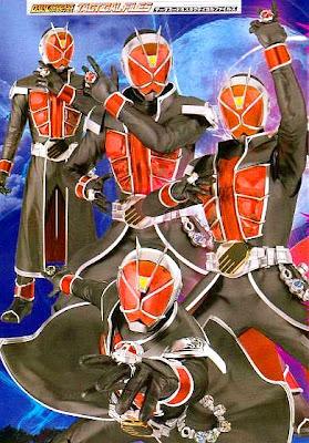 Kamen Rider Wizard Henshin Sound Effect