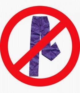 Illegal Trousers Paris