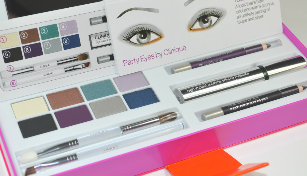 Clinique Party Eyes Makeup Kit | Gemma Etc.