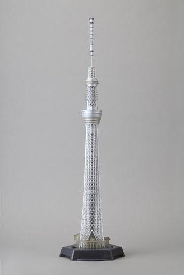 Tokyo Sky Tree plastic kit