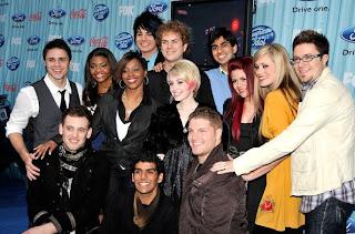 American Idol's Top 13 Perform