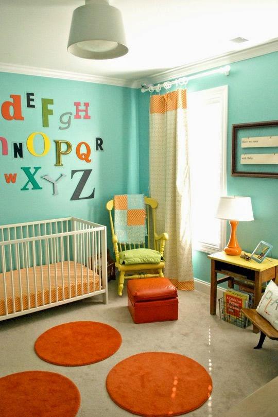 Cykl znaczenie kolor w 9 turkus studio barw wiat for 7 year old bedroom ideas