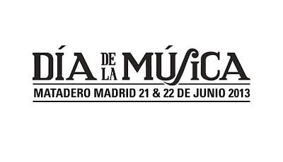 Festival Día de la Música 2013 logo