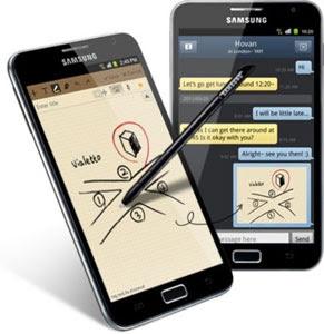 UK Samsung Galaxy Note 16GB Sim Free Smartphone
