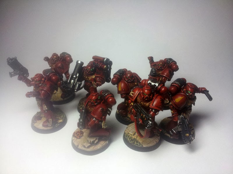 BLOOD ANGELS - WARHAMMER 40000 2