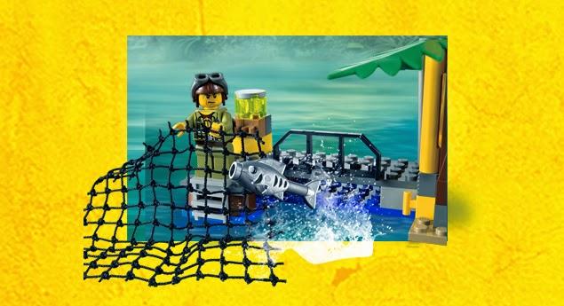 Đồ chơi Lego Khủng Long 1
