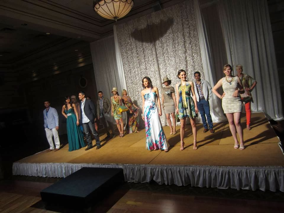 "CIBPA Ladies' Auxilliary ""Moda In Motion"" Fashion Show"