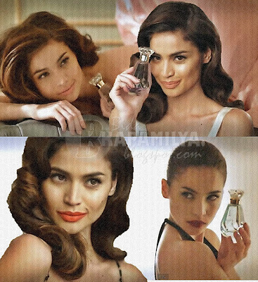 Anne Curtis for Bench Celebrity Scents Collection