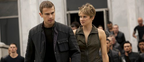 New trailer, poster and images for Insurgent starring Shailene Woodley