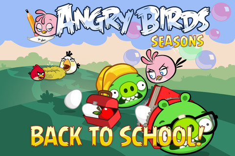 Download Angry Birds Seasons 2.5.0 - Versi Terbaru Full Version
