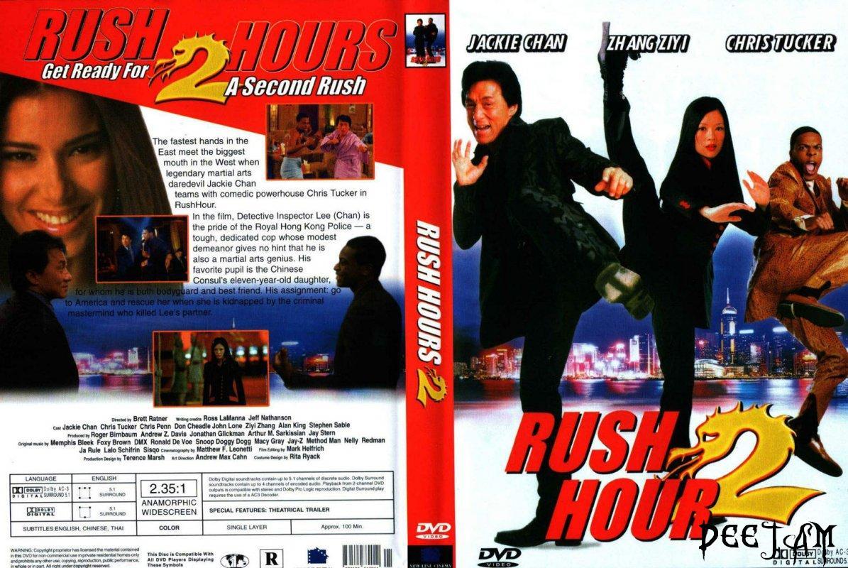Rush Hour 2 [2001][BRRip][Dual-Audio][Hindi-Eng][1280-544