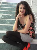 Soumya Sukumar New photo shoot-cover-photo