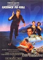 Điệp Viên 007:Quyền Được Giết