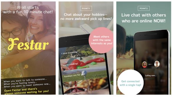 Festar Android Apps