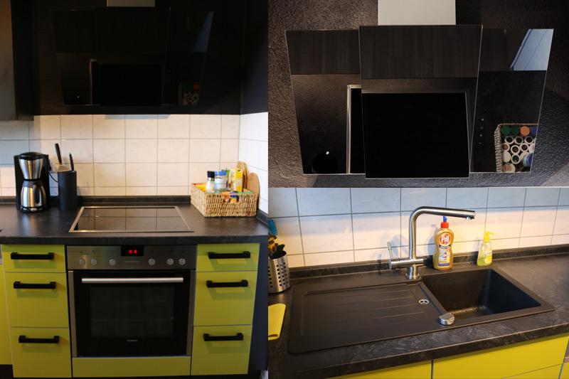 Fütterungszeit: Neue Küche