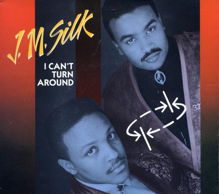 JM Silk I Cant Turn Around