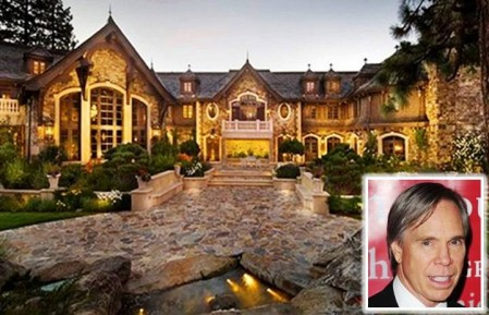 10 biggest celebrity houses likepage