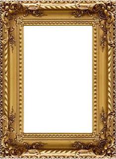 Bingkai Foto Unik Model Gold Frame Dan Klasik