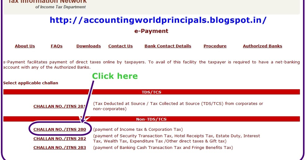 how to pay your income tax online