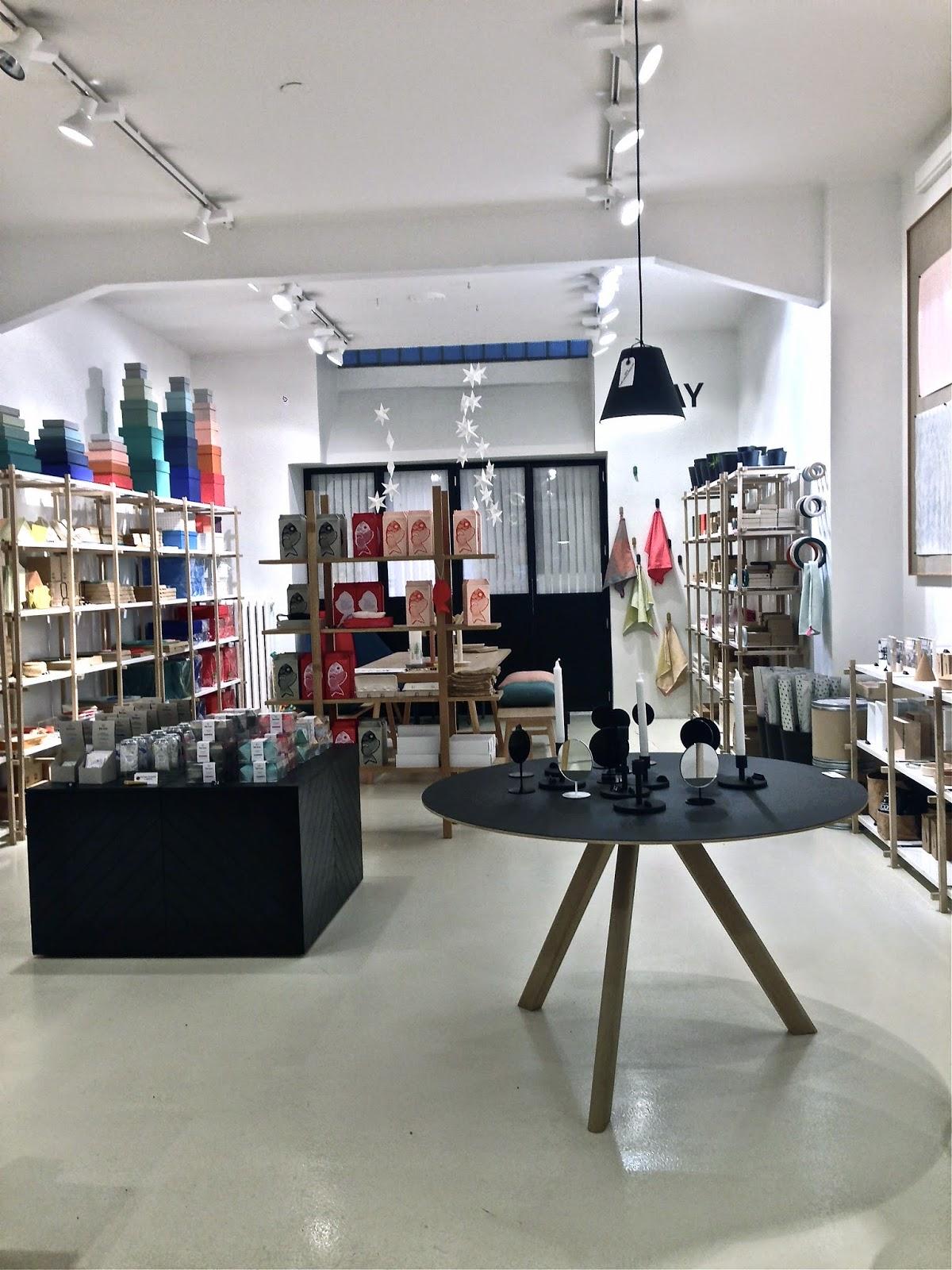 Viale, Viale Helsinki, Viale shop,
