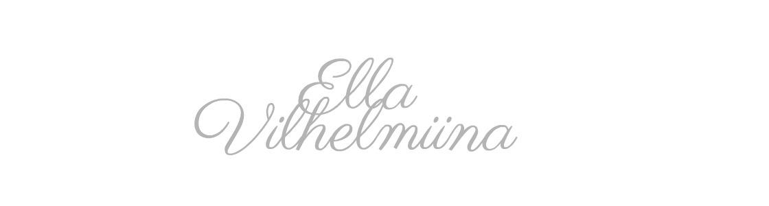 Ella Vilhelmiina