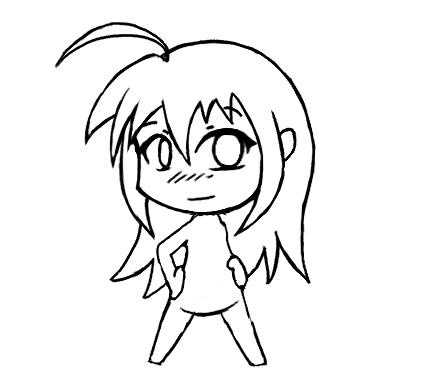 Apprendre a dessiner manga facile - Dessiner personnage manga ...
