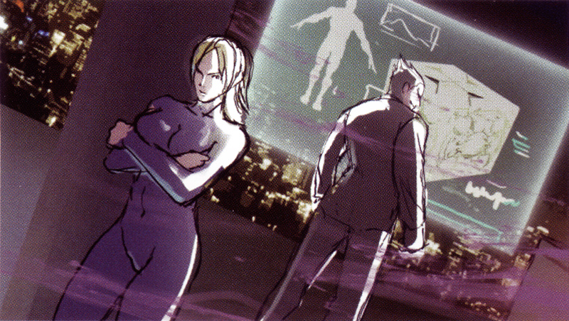 Tekken Street Fighter Production Artwork Artbook