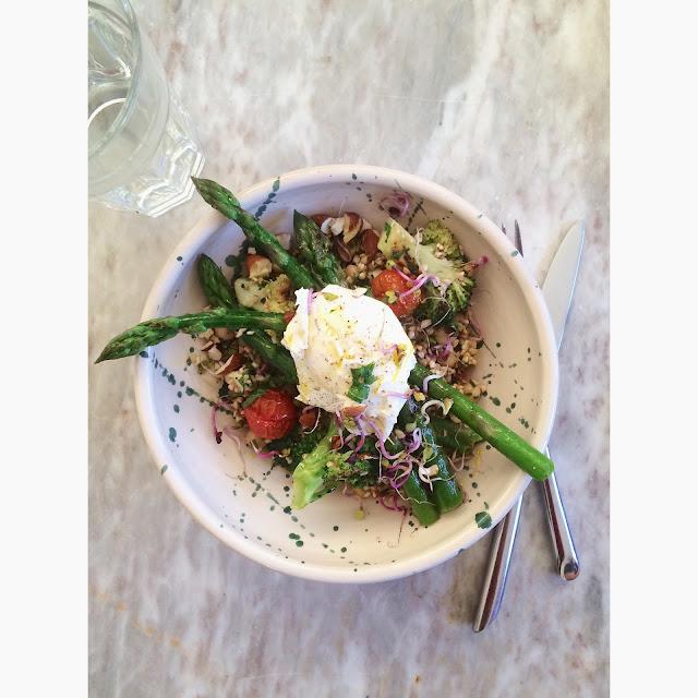 Buckwheat bowl with roasted brocoli recipe