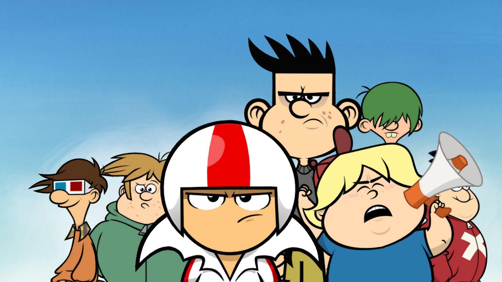 Kick Buttowski y sus amigos