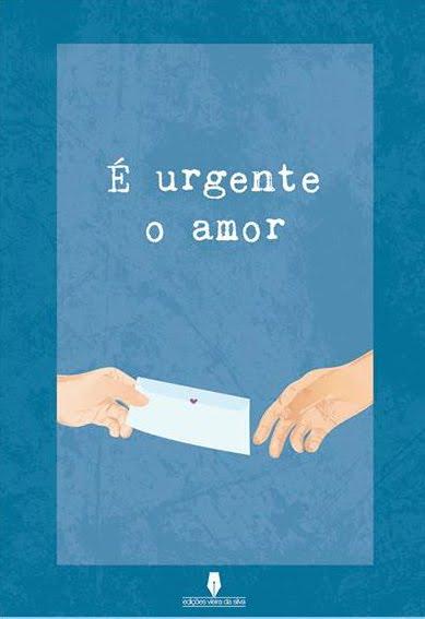 Participei na antologia «É URGENTE O AMOR» com o texto «AO FEITICEIRO DO AMOR»
