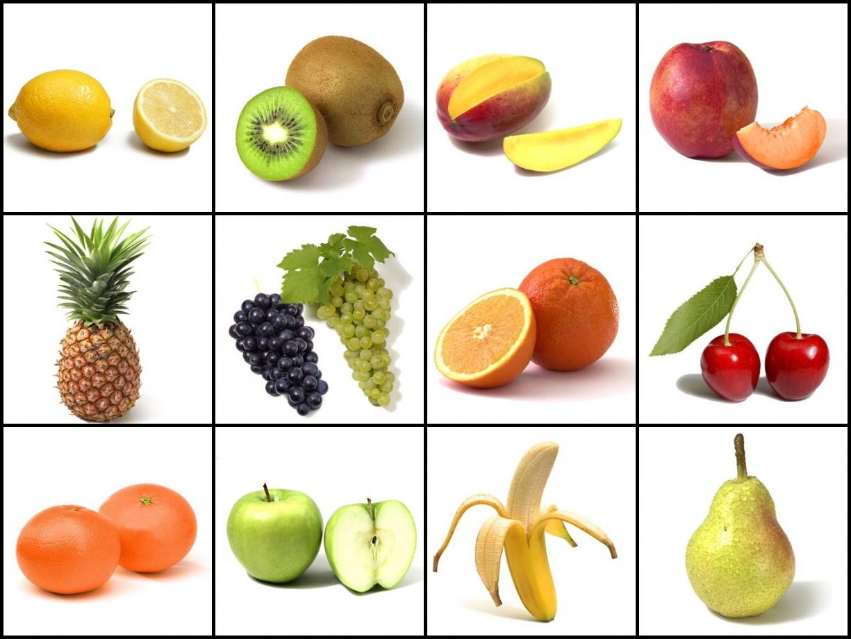 Nutricampeones la fruta y sus combinaciones - Alimentos con muchas vitaminas ...