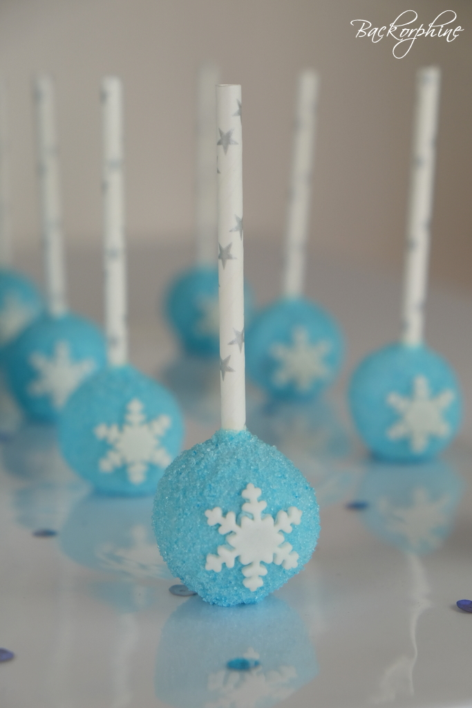 Images Of Frozen Cake Pops : Backorphine: TUTORIAL - Frozen Cake Pops