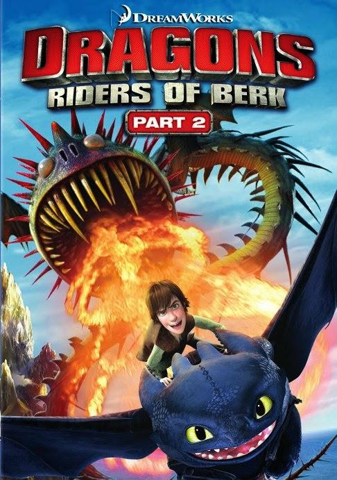 Dragon Riders of Berk Temporada 2
