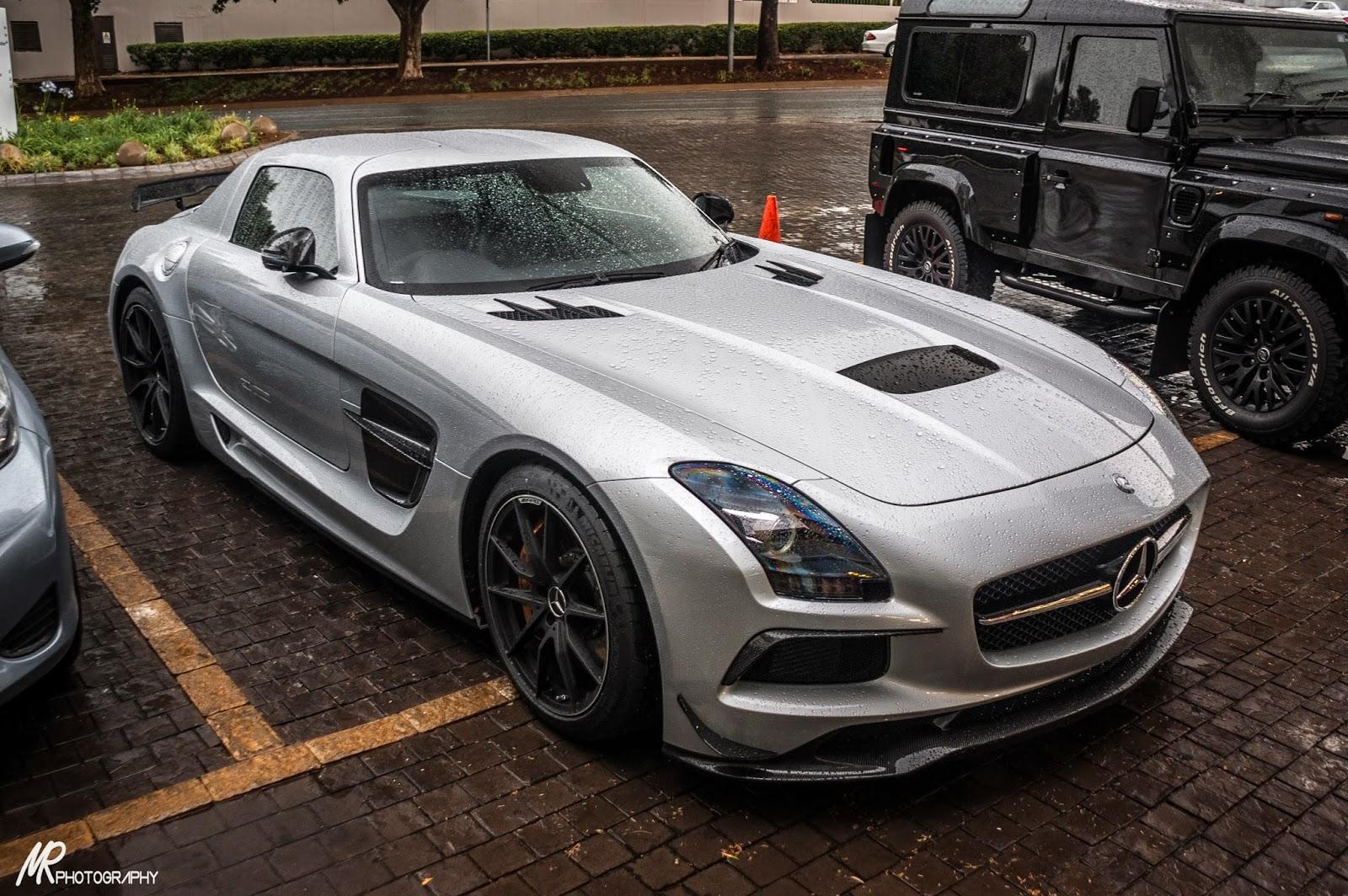 Zero 2 turbo for Mercedes benz sls amg red
