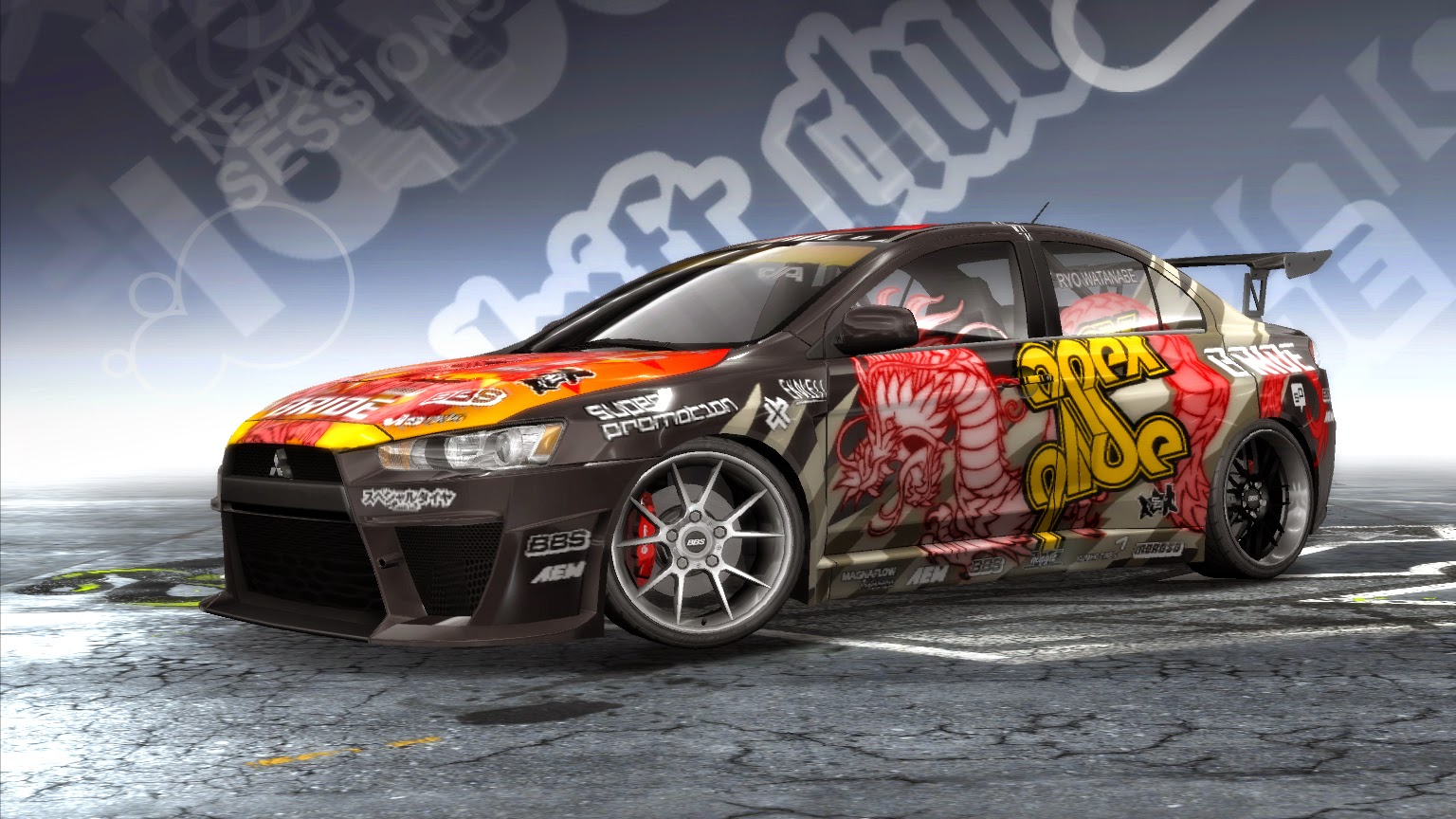Need For Speed Pro Street Showdown King Its All About