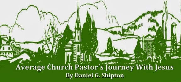 Average Church Pastor's Journey With Jesus