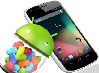 Upgrade your Samsung Galaxy Nexus GT-I9250 to Android 4.1 Jelly Bean