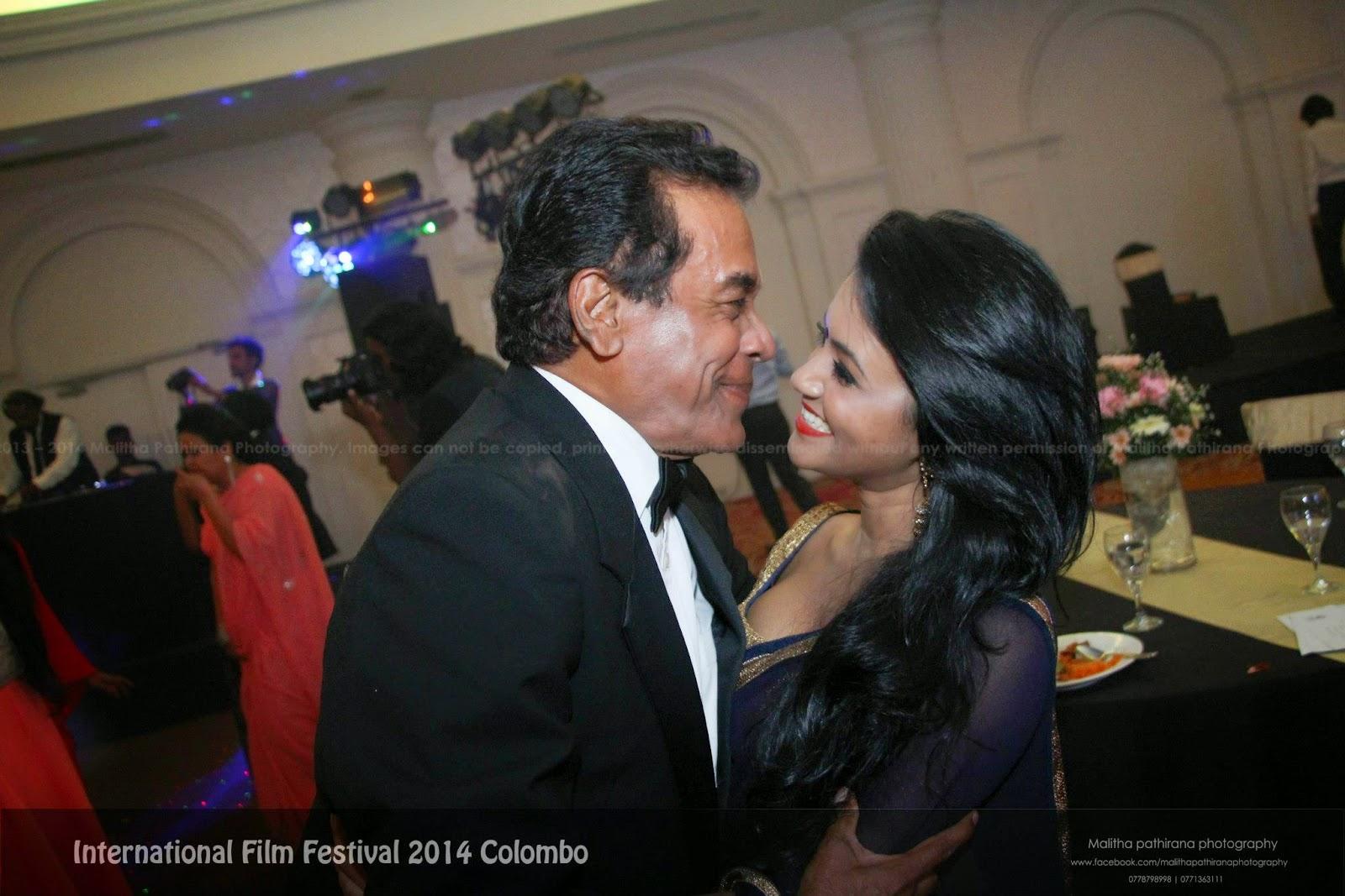 Dinakshie Priyasad hug hot