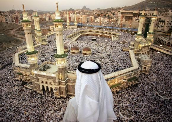 Muslim Finds Jesus During Pilgrimage To Mecca