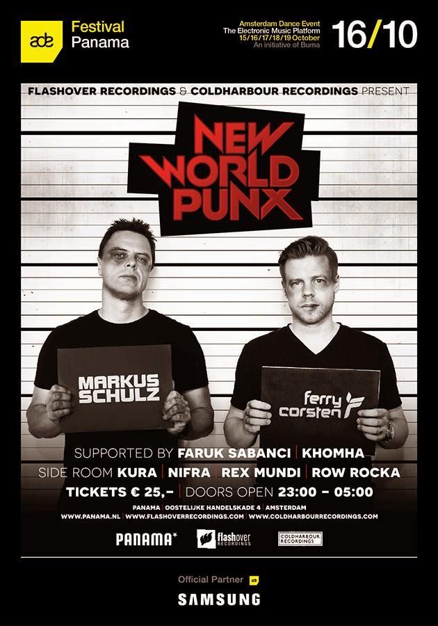 NEW WORLD PUNX ADE