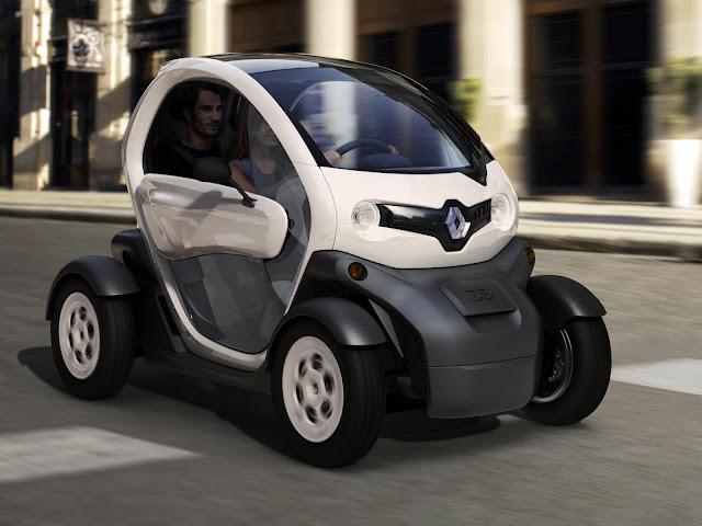 Nuevo Renault Twizy cien por cien eléctrico
