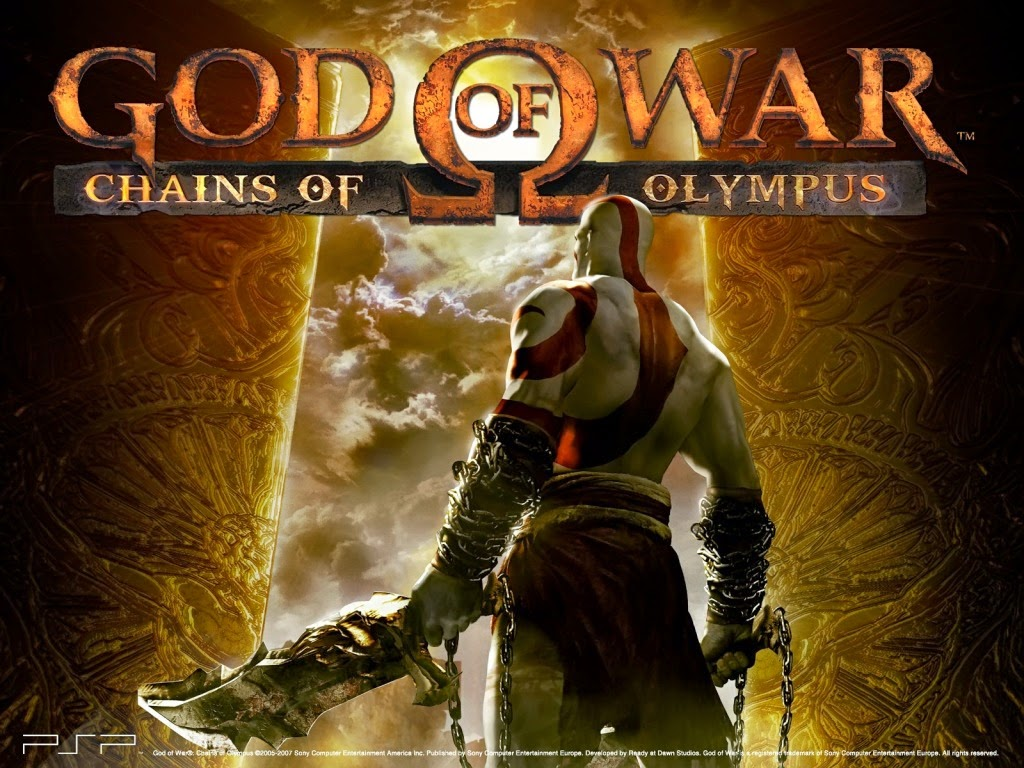 God of War Chains of Olympus ISO PPSSPP File Download