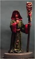 Astrópata de la Guardia Imperial para Warhammer 40000