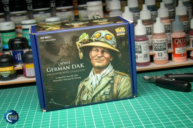 German DAK (Nuts Planet NP-B015)