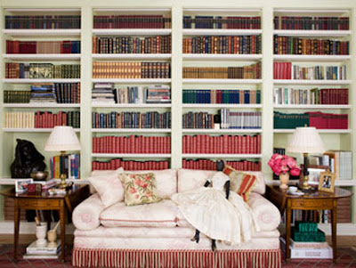 Oprah Winfrey's library