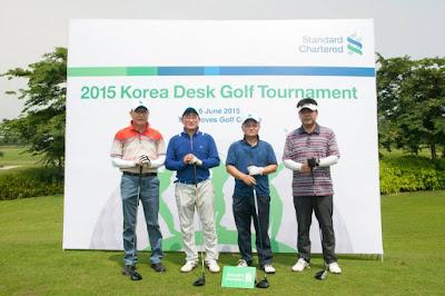 Sân golf Twin Doves tuyển biên phiên dịch tiếng Hàn