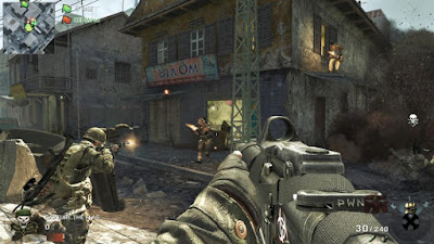 Call of Duty Black Ops 1 Game Play