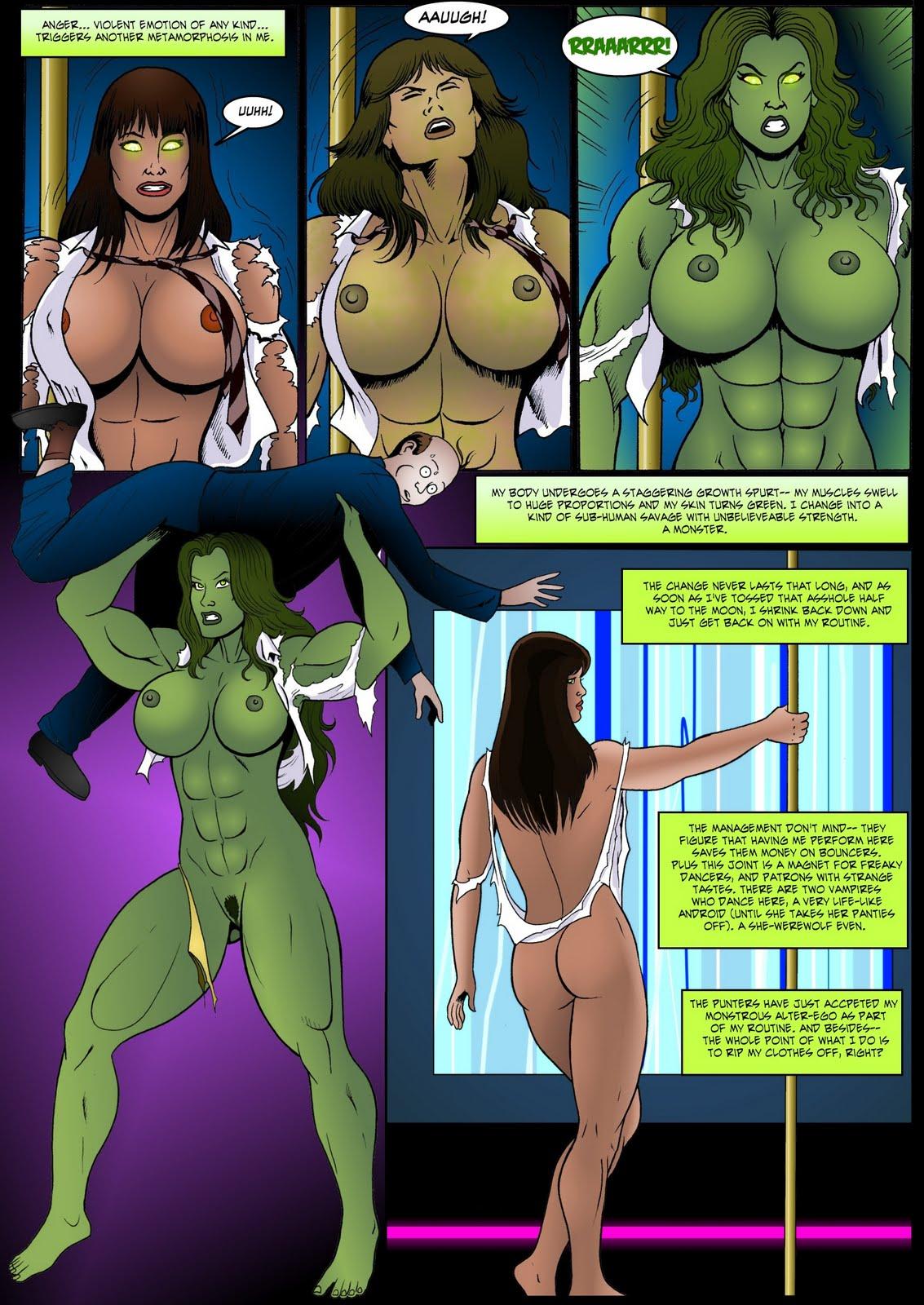 hot tub nude scenes
