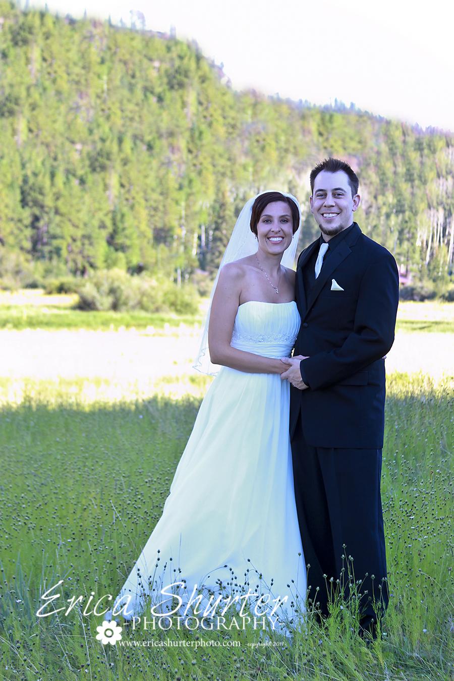 Greer arizona wedding